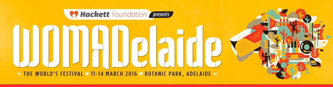 WOMADelaide Dates_Lion